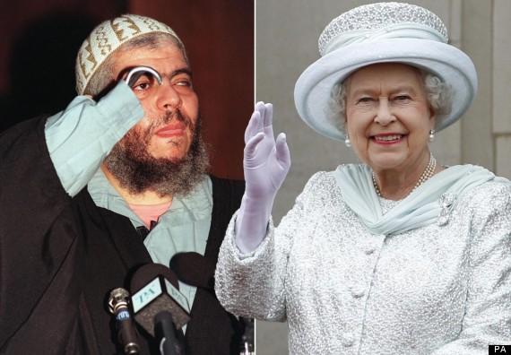 abu hamza the queen