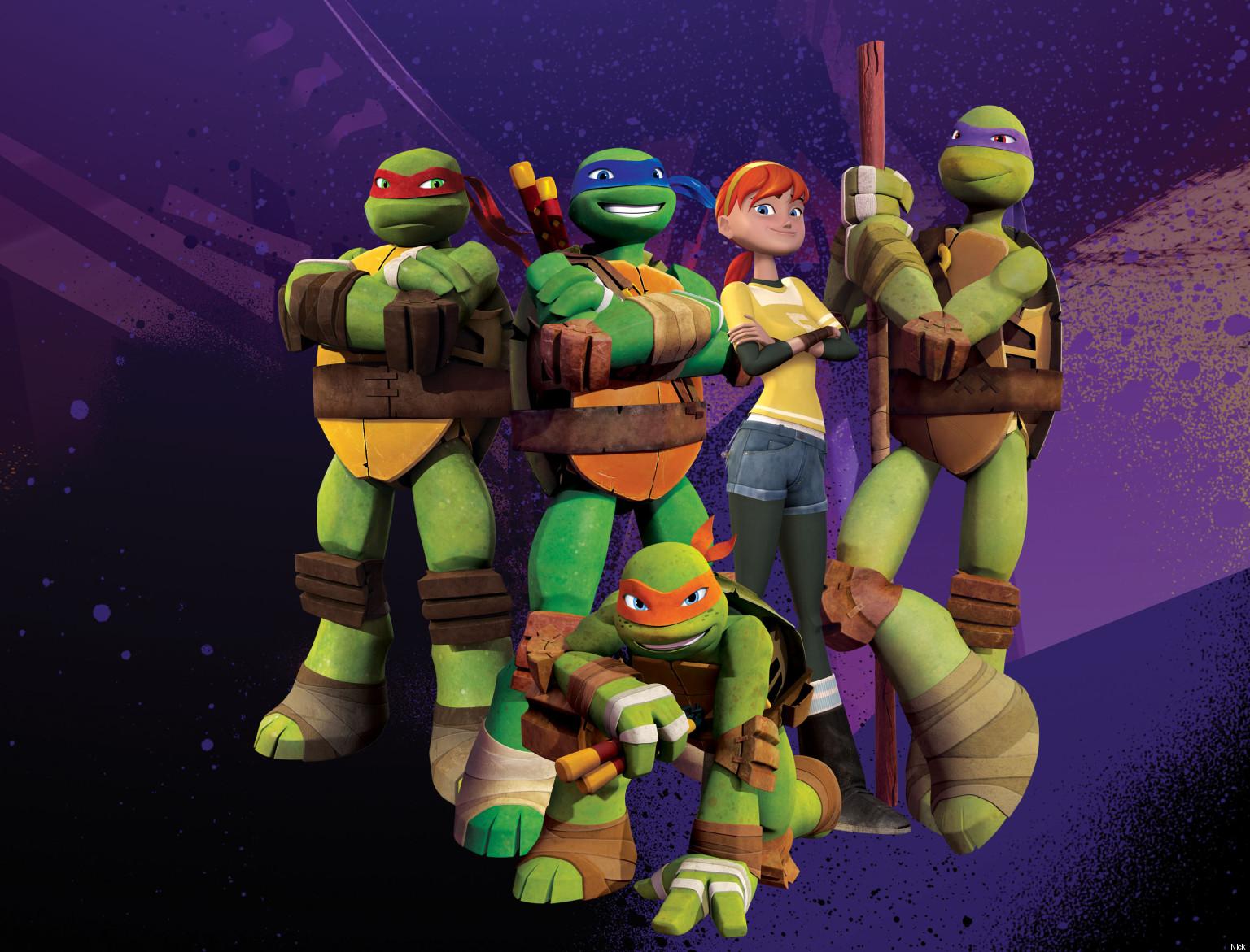 teenage mutant ninja turtles is back bigger than ever huffpost