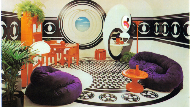 Bloomingdales Vintage Home Photos: A Piece Of Awesomely Retro 70S