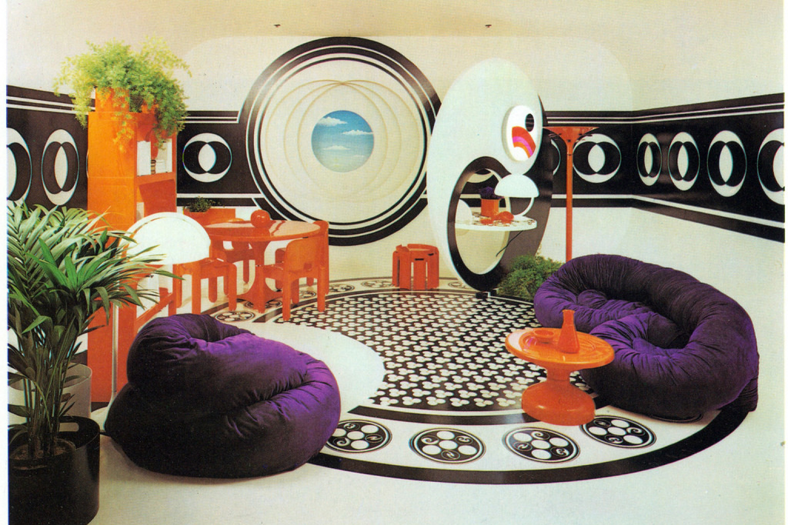Bloomingdales Vintage Home Photos: A Piece Of Awesomely Retro 70s Interior  Design History | HuffPost
