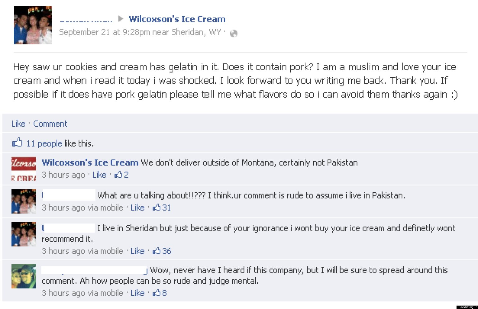 Wilcoxson's Ice Cream CEO Matt Schaeffer Sparks Social Media