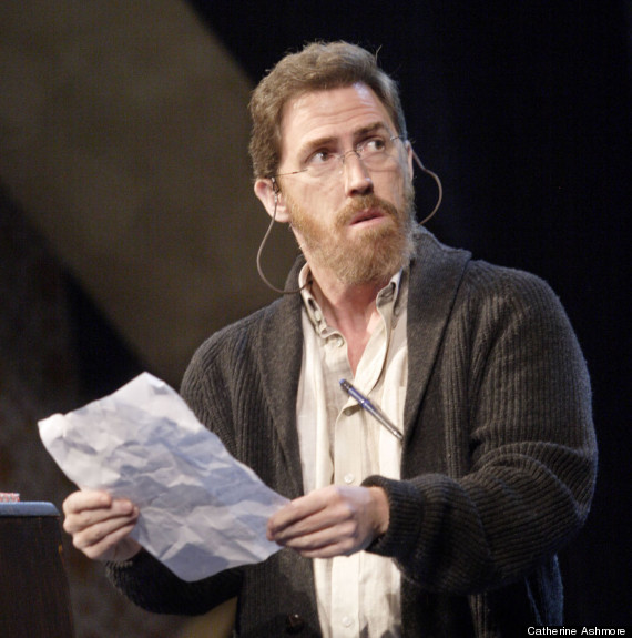 a chorus of disapproval rob brydon