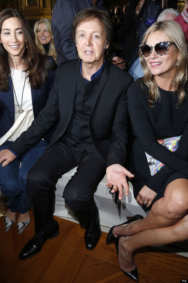 stella mccartney front row