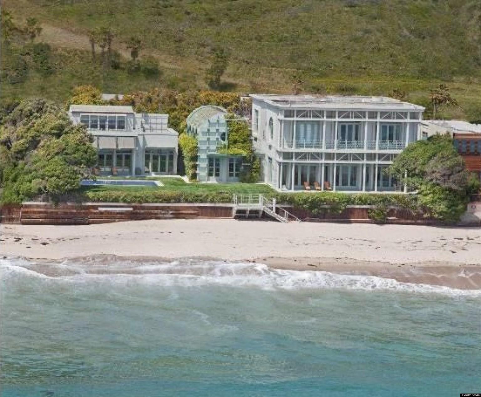 Larry Ellison Oracle Ceo Buys Ninth Malibu Beach House