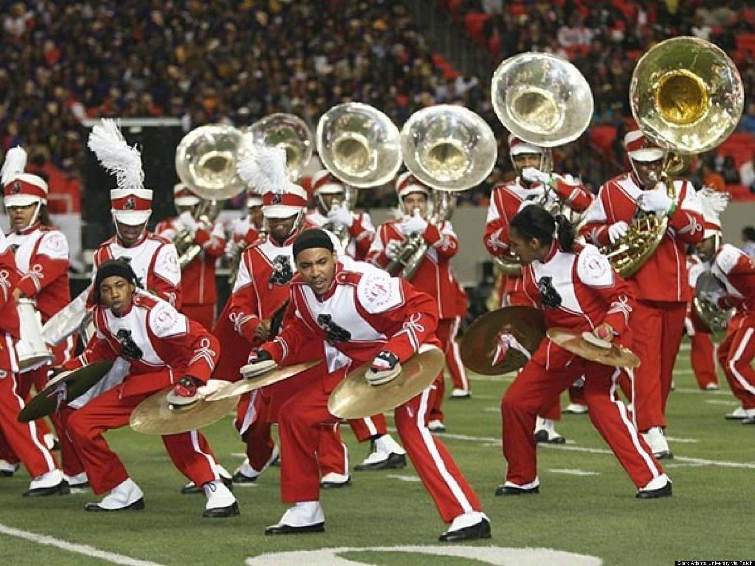 Historically Black Colleges And Universities >> Clark Atlanta University Lifts Suspension Of Marching Band ...