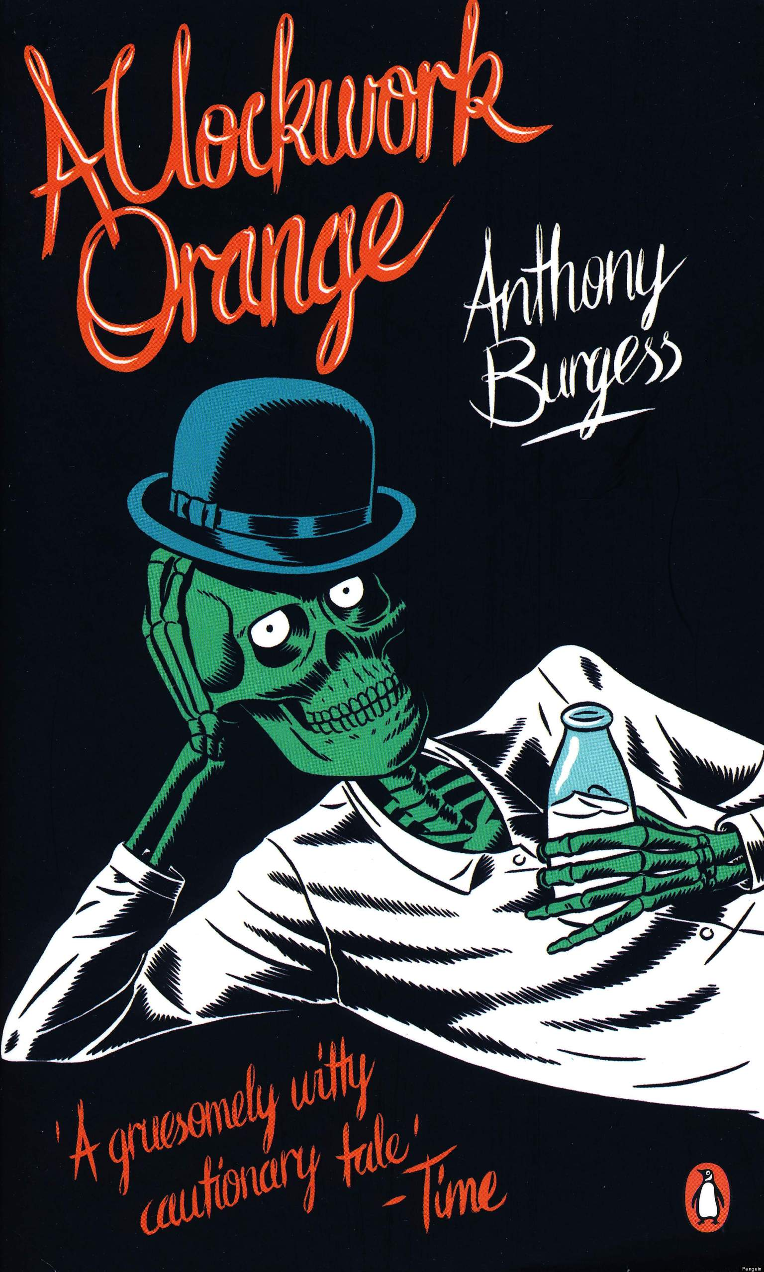 a clockwork orange free will Struggling with themes such as fate and free will in anthony burgess's a  clockwork orange we've got the quick and easy lowdown on it here.