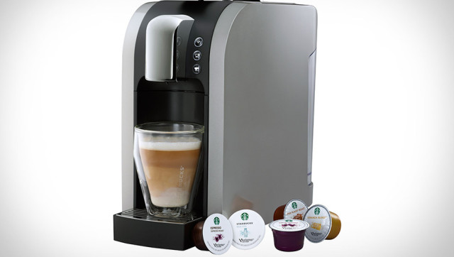 Starbucks Verismo Brewer Sales Begin In U S Stores Huffpost