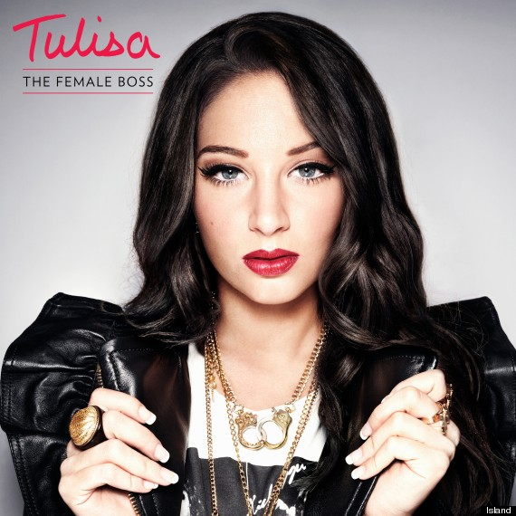 tulisa album cover