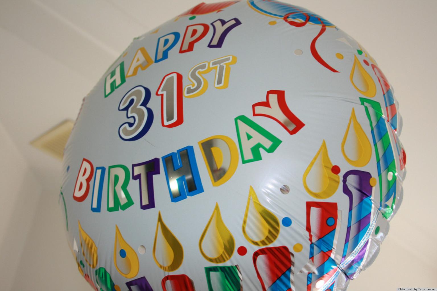 Открытки с днем рождения 31