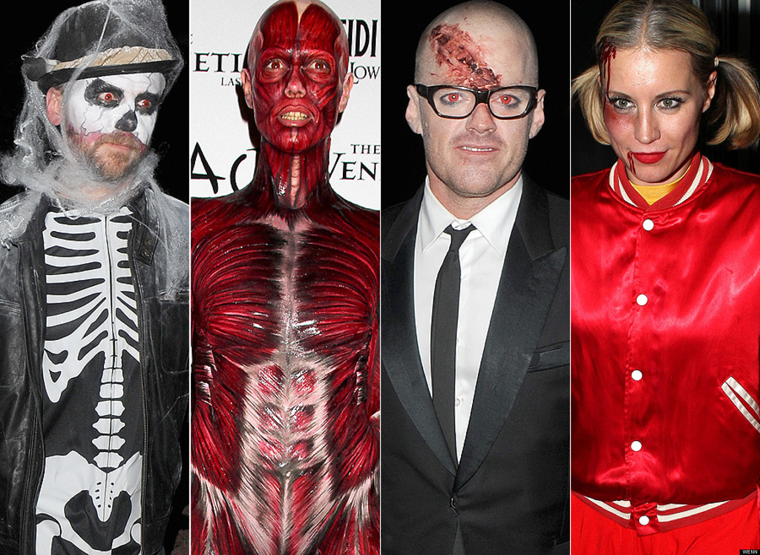 Celebrity Halloween Costumes 2016 -- Ranked (Photos)