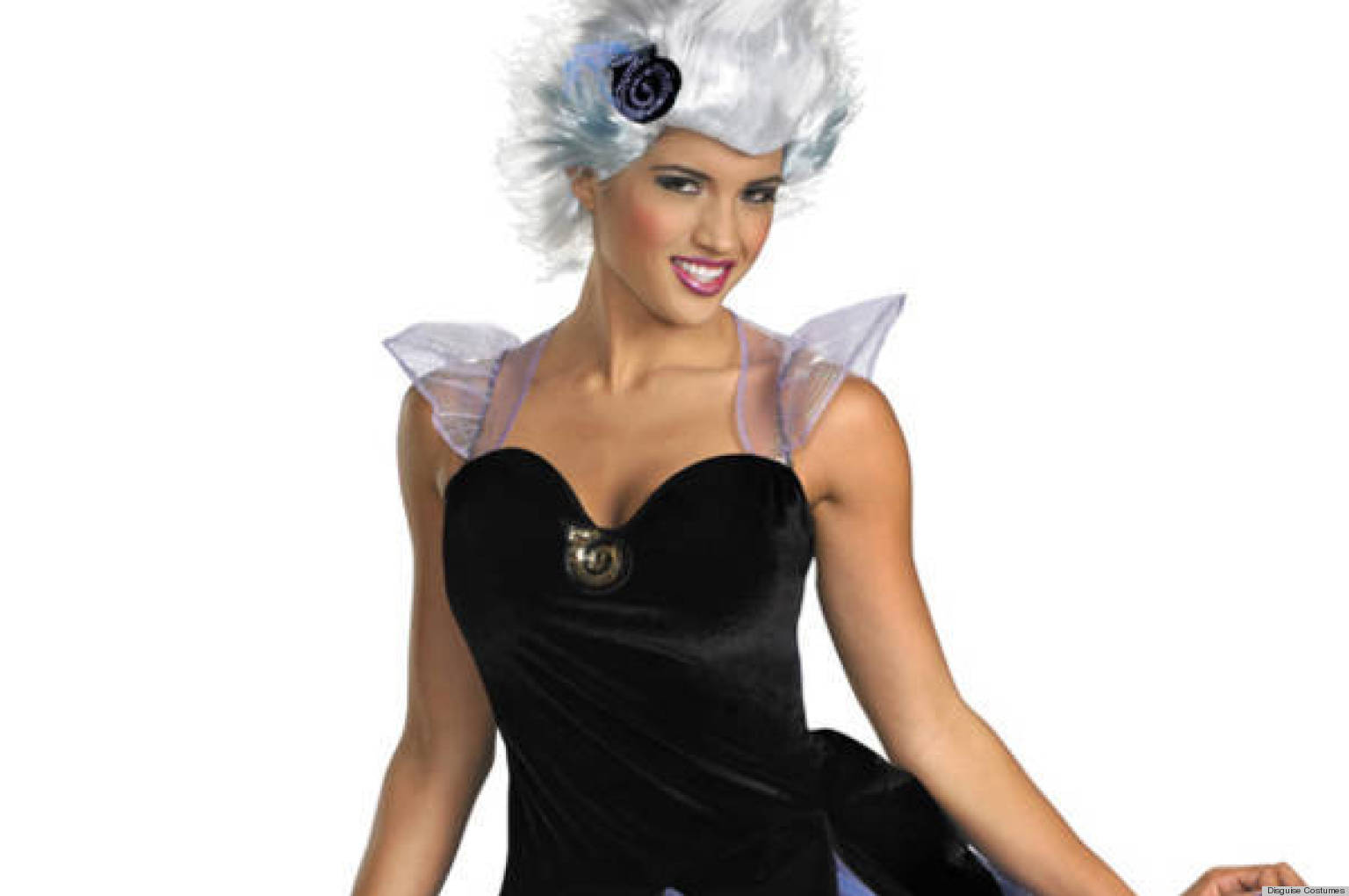 sassy ursula' halloween costume sparks controversy over plus sizes