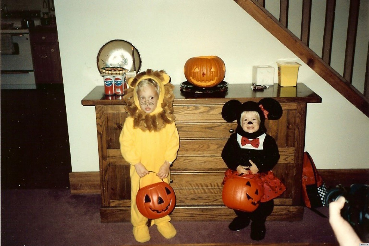 Halloween 2012 Costume Ideas From Our Staff From A Murderous u0027Annieu0027 To The Most-Surprising Richard Simmons Ever (PHOTOS) | HuffPost & Halloween 2012 Costume Ideas From Our Staff From A Murderous u0027Annie ...
