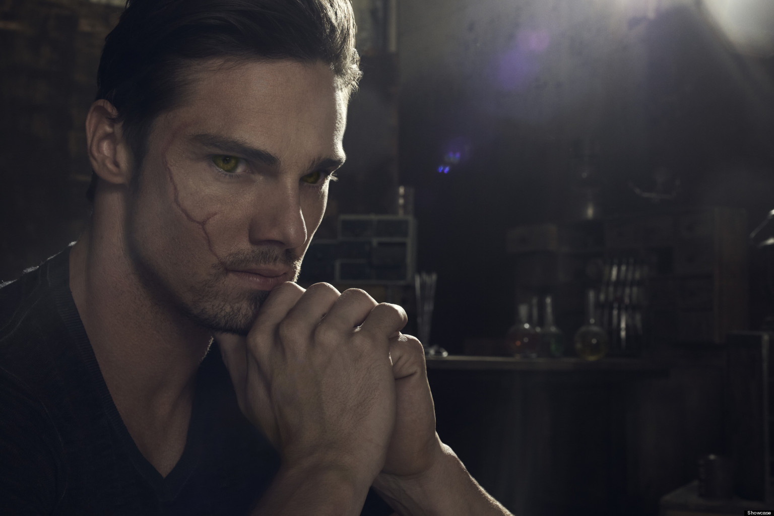 Beauty And The Beast Jay Ryan May Be An Animal But Hes Romantic At Heart