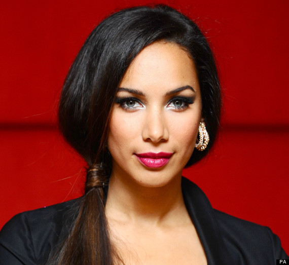 leona lewis for full time x factor role