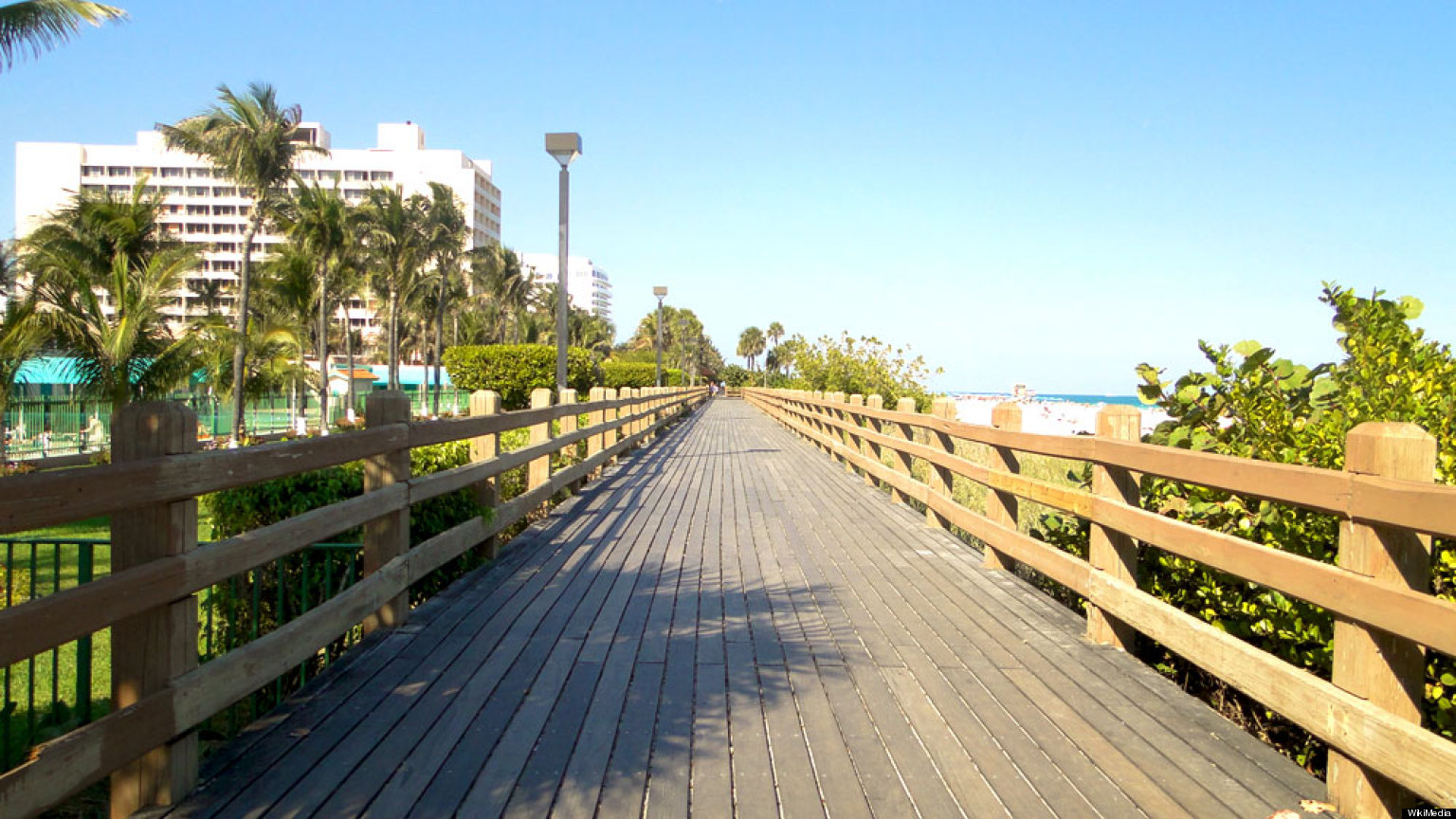 Miami Beach Bike Trails The Best Beaches In World