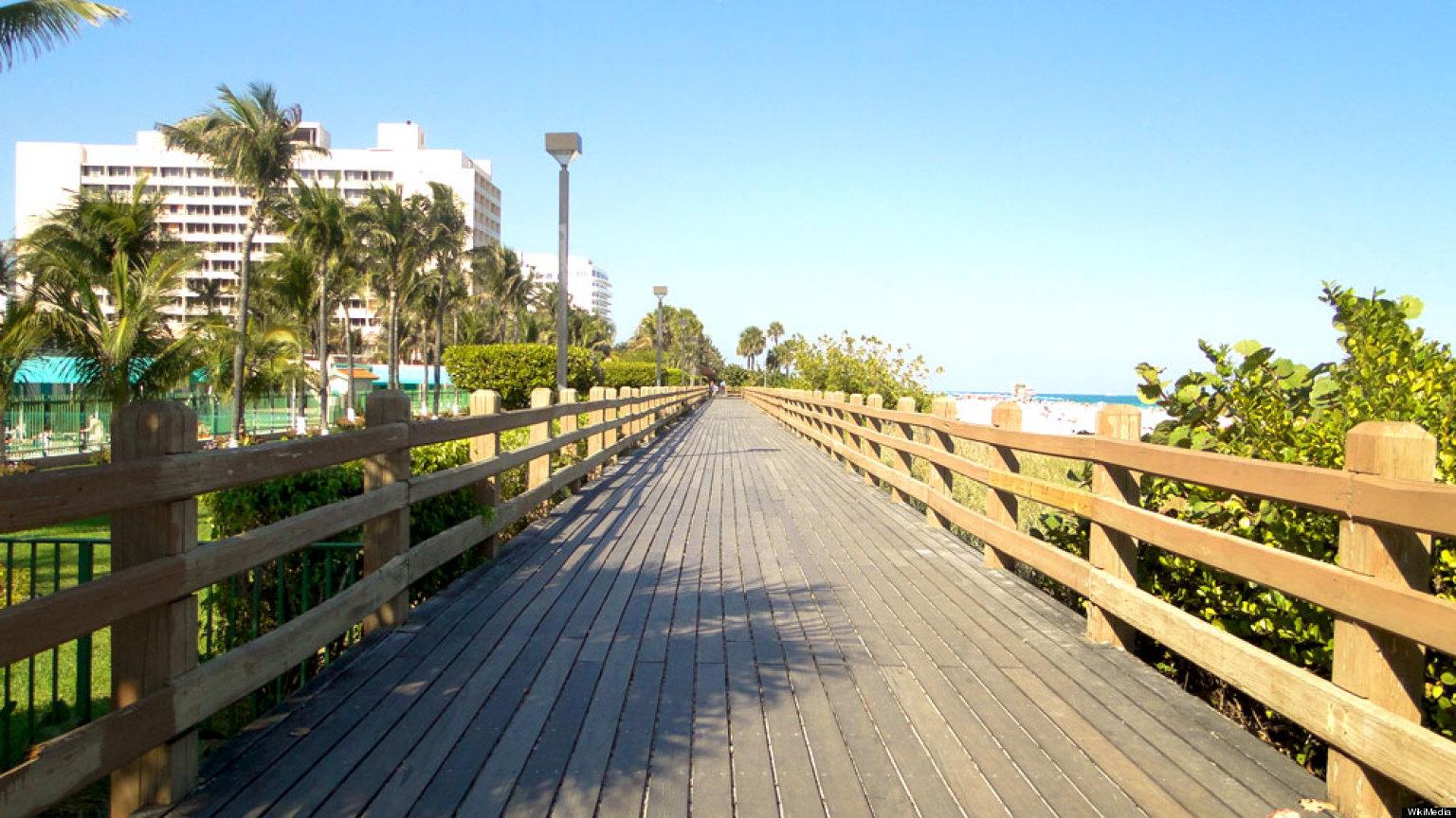 Bike Paths Miami South Beach