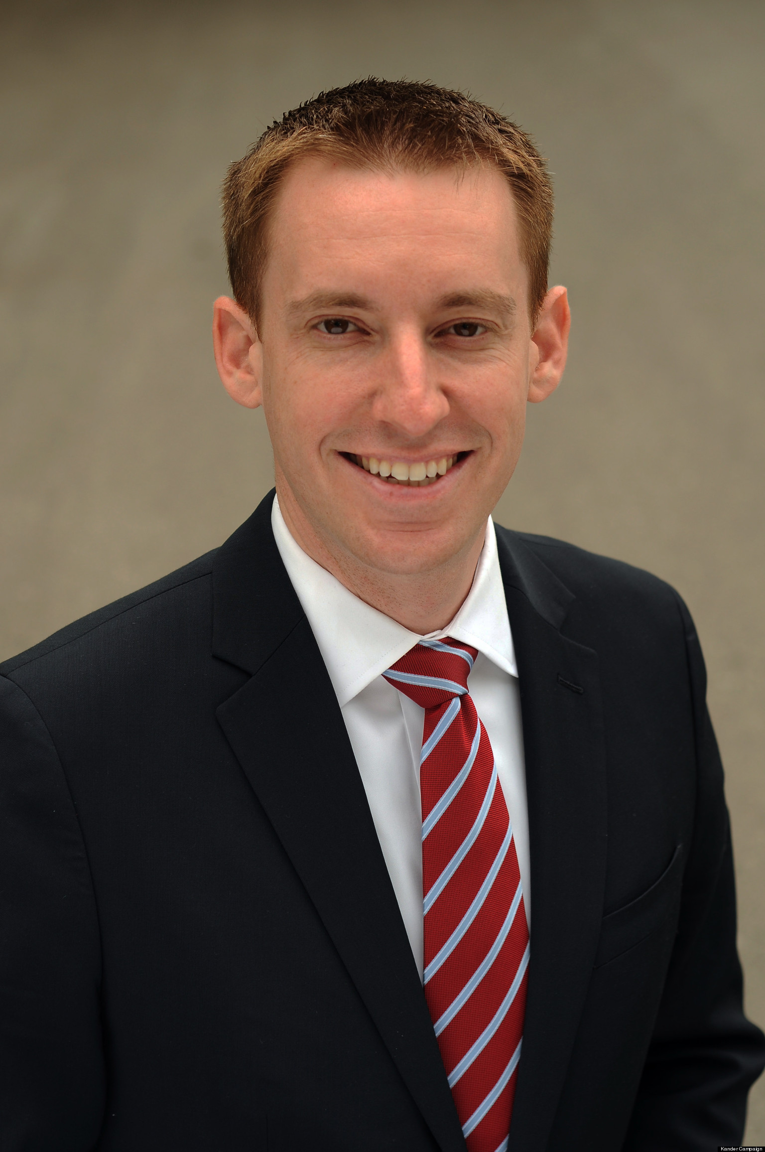 Jason Kander who many had pegged for higher office held his first campaign event for his bid for Kansas City mayor He joins eight others who will seek Kansas City