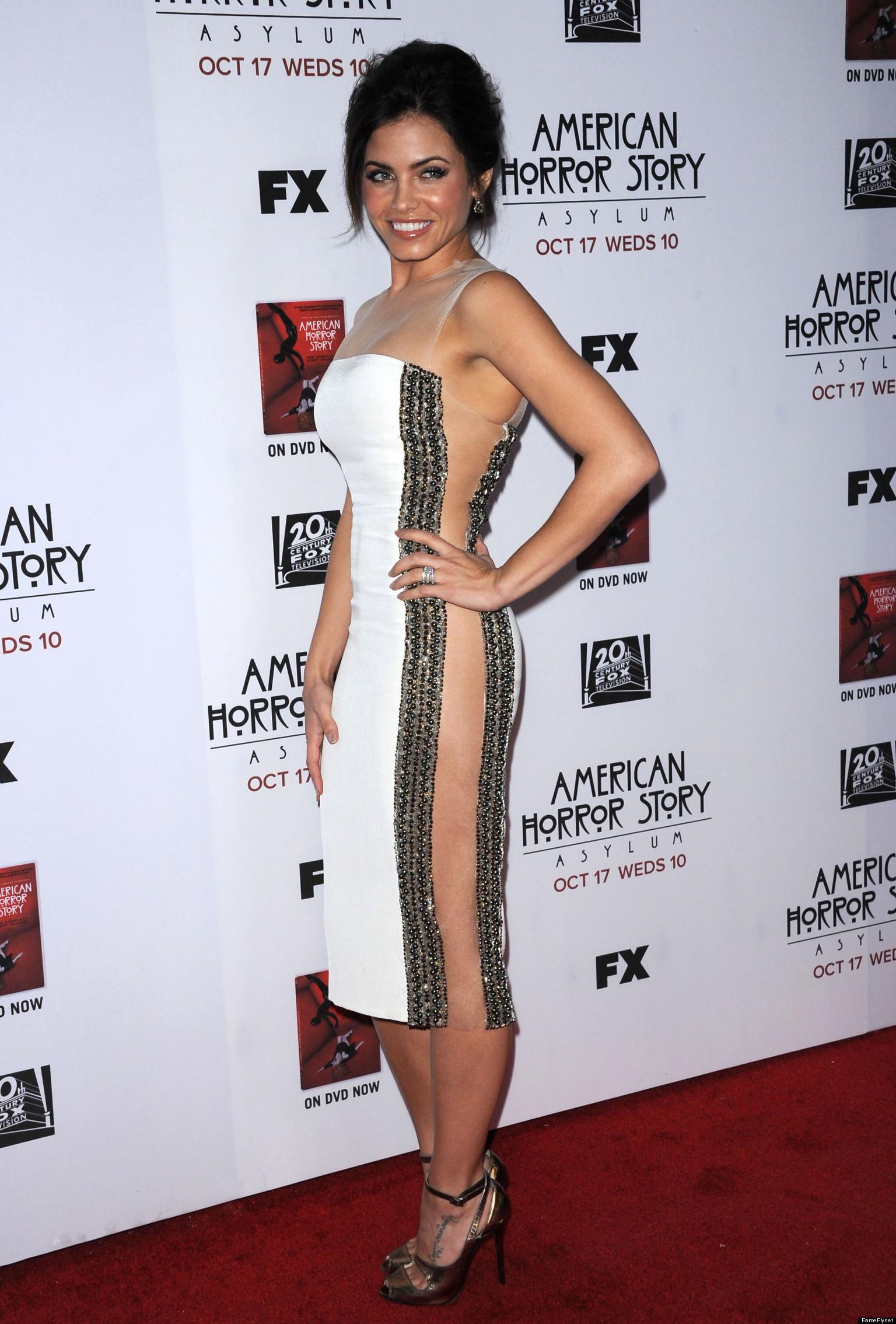 Jenna Dewan S American Horror Story Look Star Wears