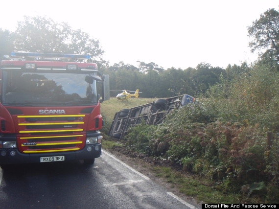 dorset crash