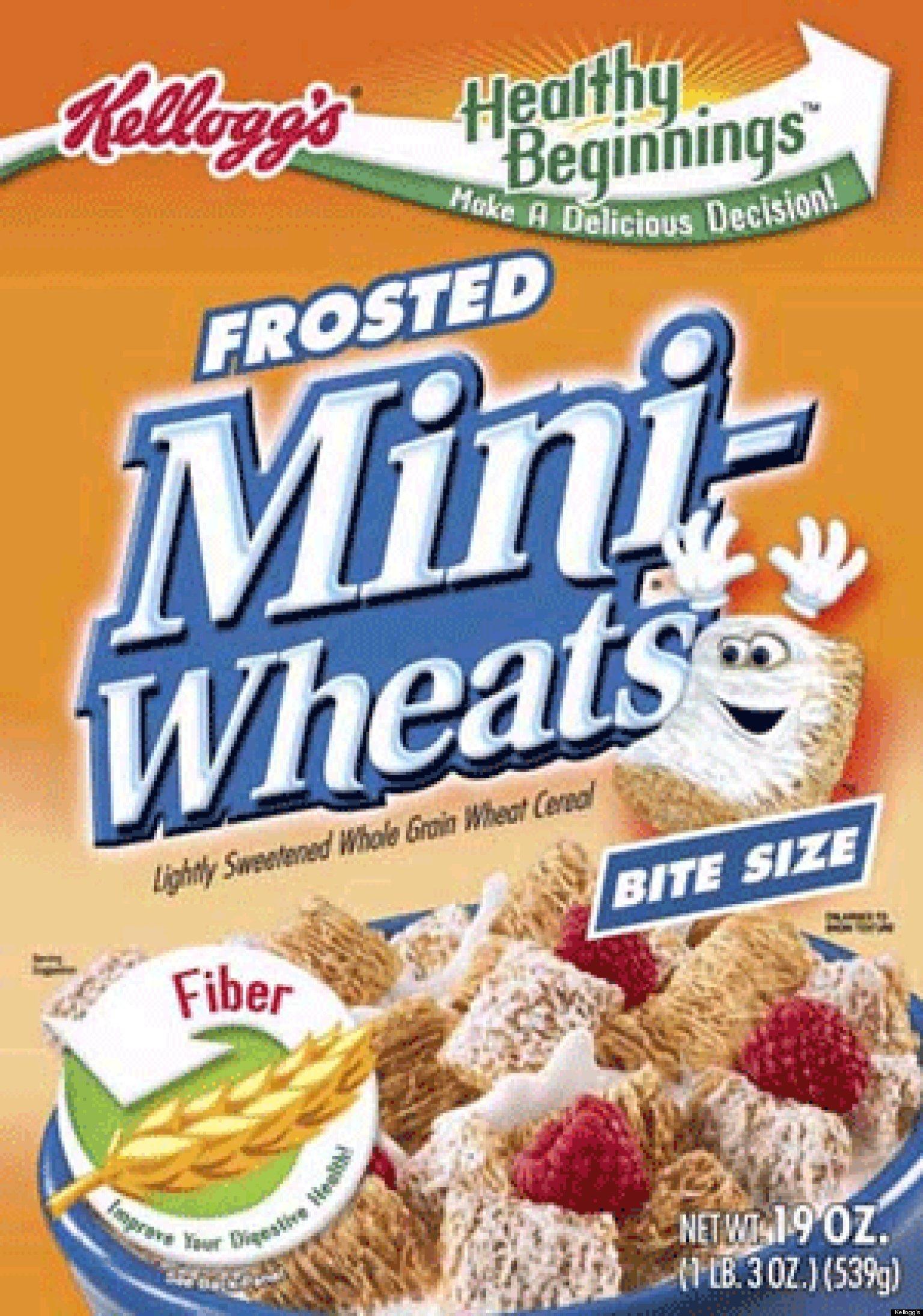 Kellogg's Mini-Wheats Recall: Reader