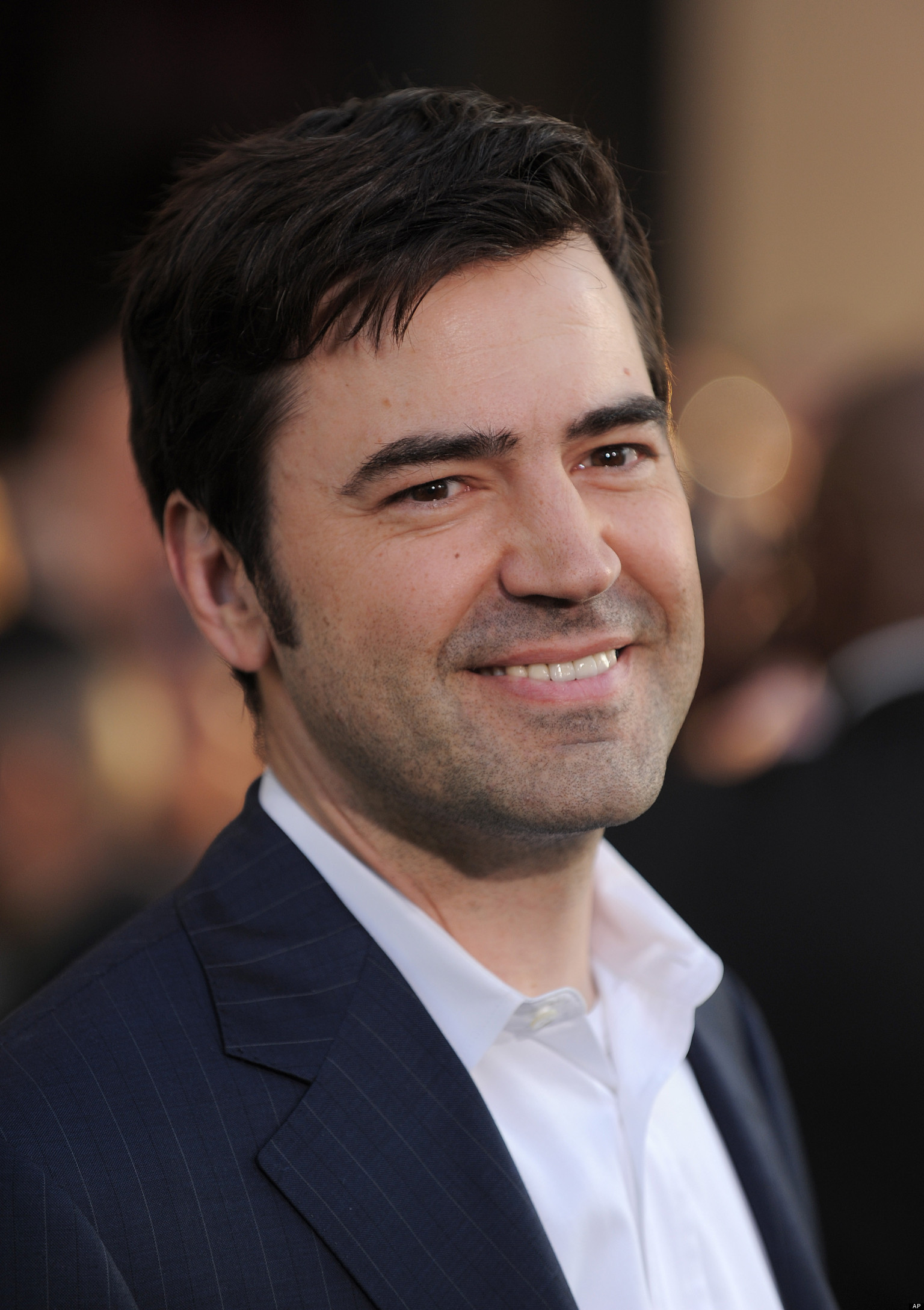 Ron Livingston, U0027The Conjuringu0027 Star, On U0027Office Spaceu0027 And How His  Newscaster Sister Fought Back Against Bullying | HuffPost