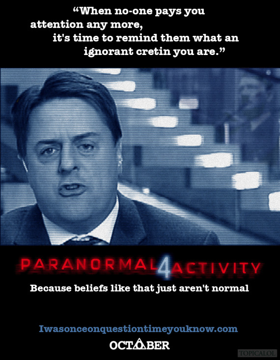 paranormal nick griffin