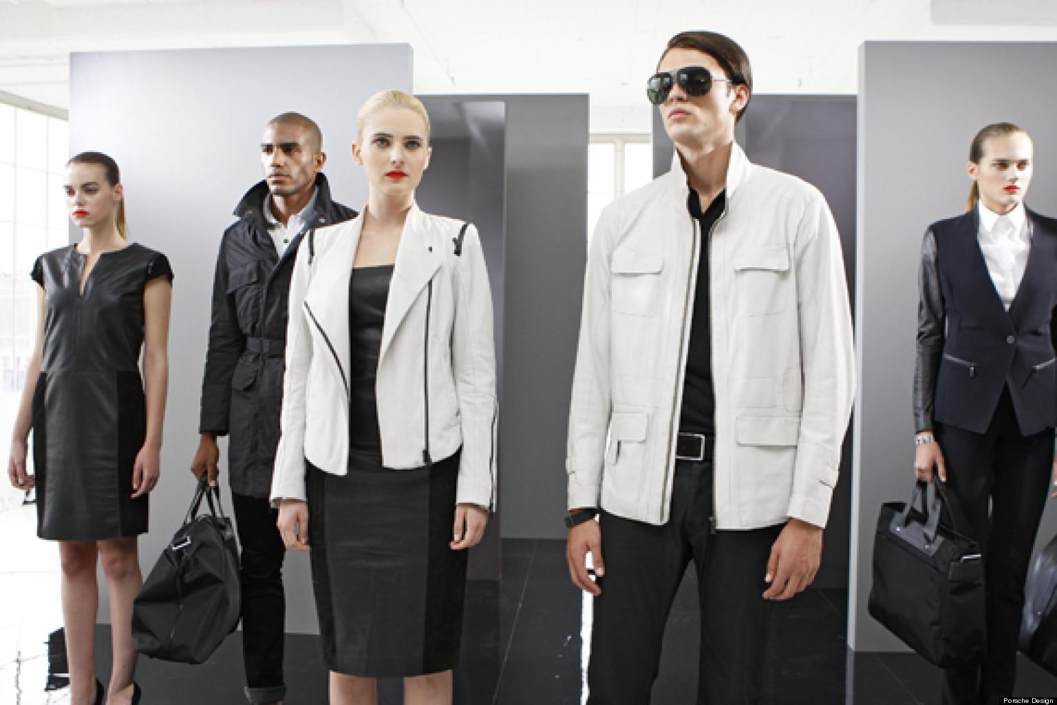 Porsche Design Moves Into Fashion s Fast Lane  2e7d09bb6