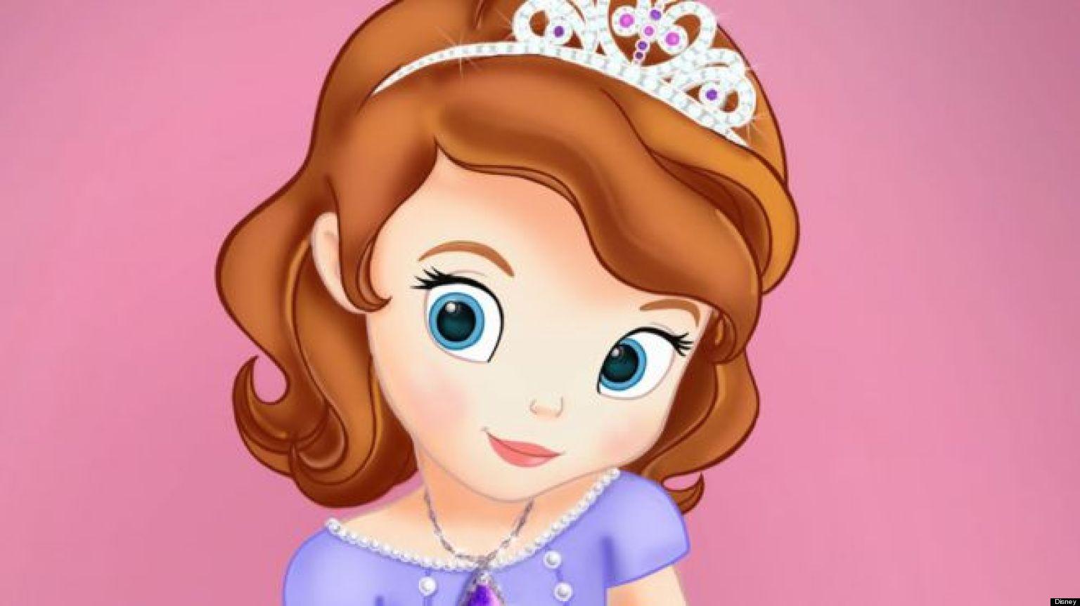 Disney junior 39 s novel approach to testing sofia the first - Princesse sofia et ariel ...