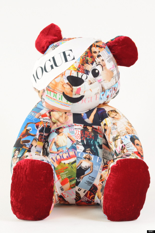 vogue bear 2012