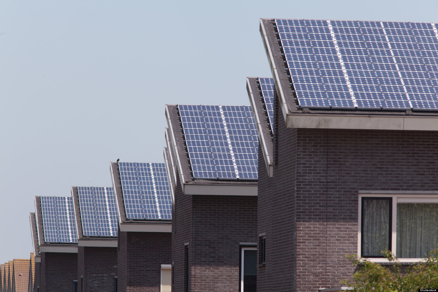 Solar Panel Installations More Likely In Homes With Energy Efficient ...