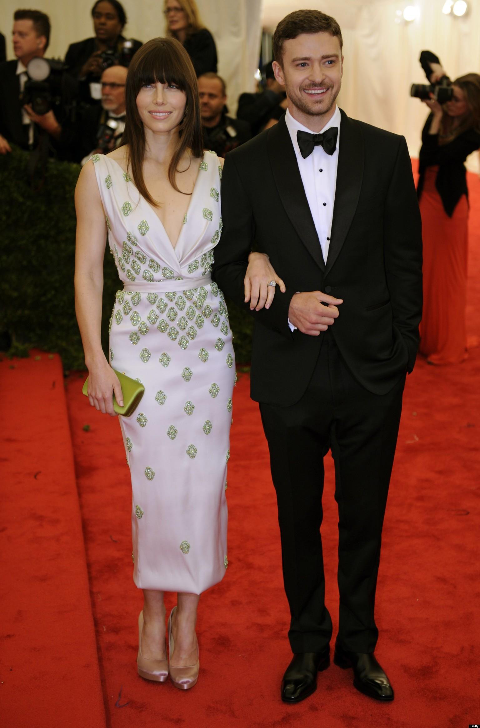 Justin Timberlake Jessica Biel Wedding Photos Sold To People Magazine Huffpost