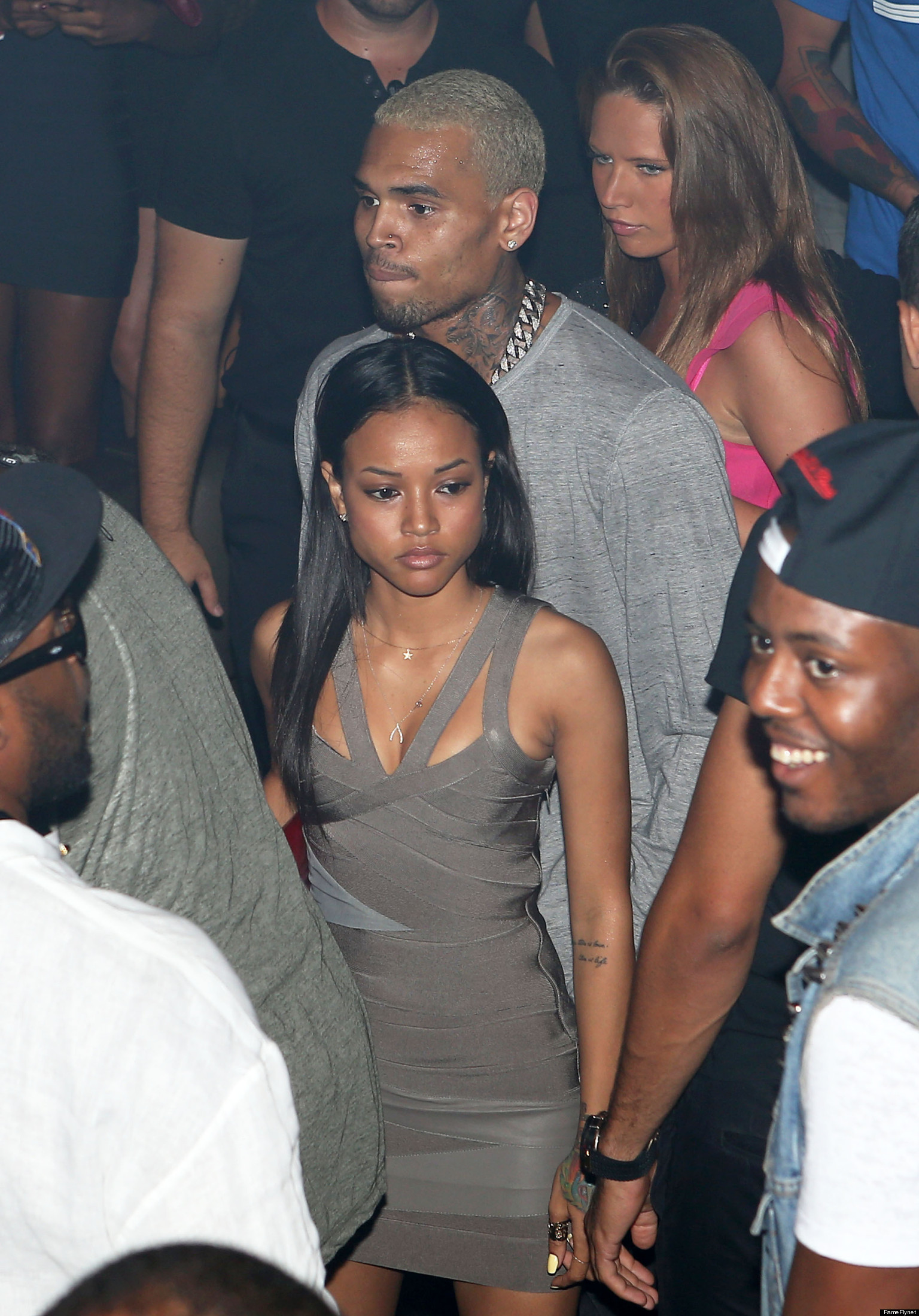 is chris brown still dating karrueche tran A website is claiming to know karrueche tran was freaked by chris brown allegedly sending her a birthday message  featured tran, who was dating brown at the  still doesn't know for.