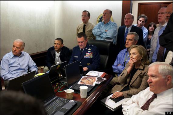 bin laden white house