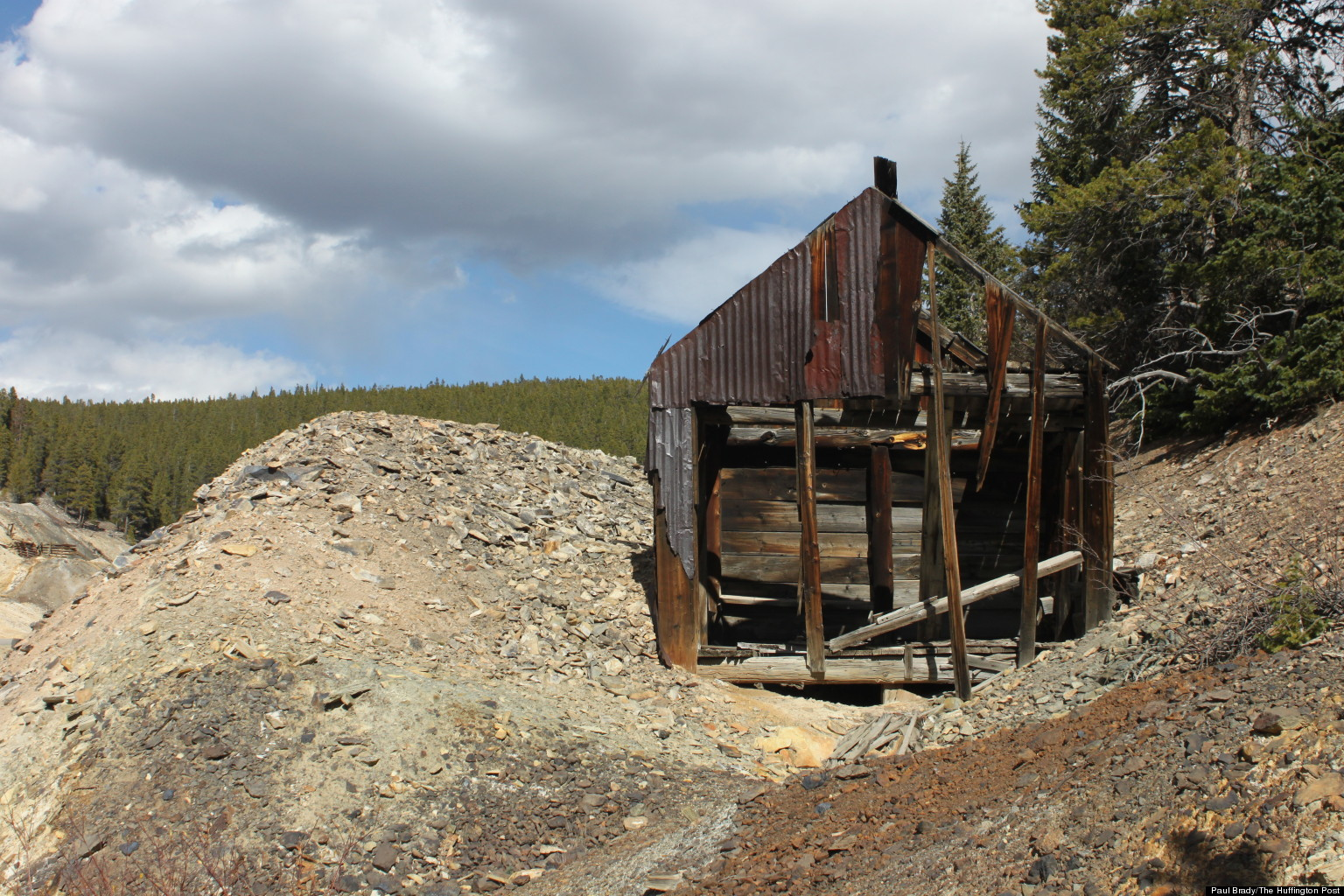 The Abandoned Mines Of Leadville, Colorado (PHOTOS) | HuffPost
