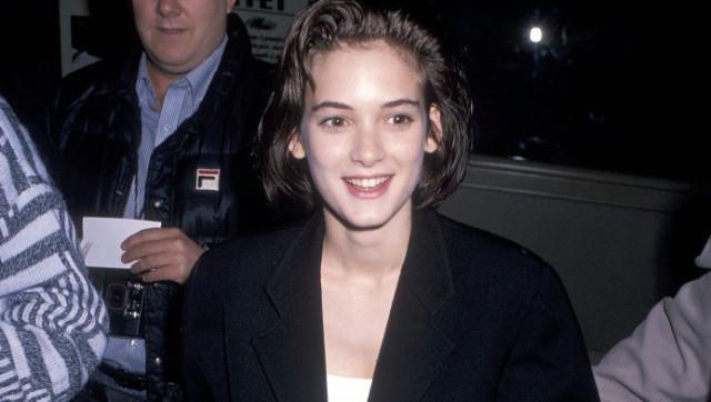 Ryder actress winona