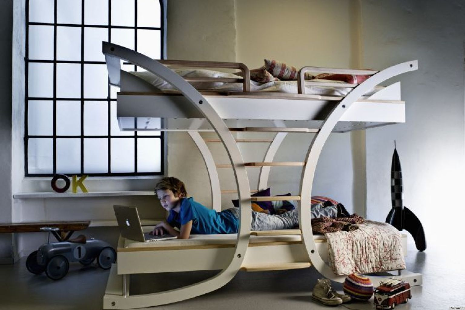 Cool Bunk Beds That We Wish We Had Growing Up (PHOTOS) | HuffPost