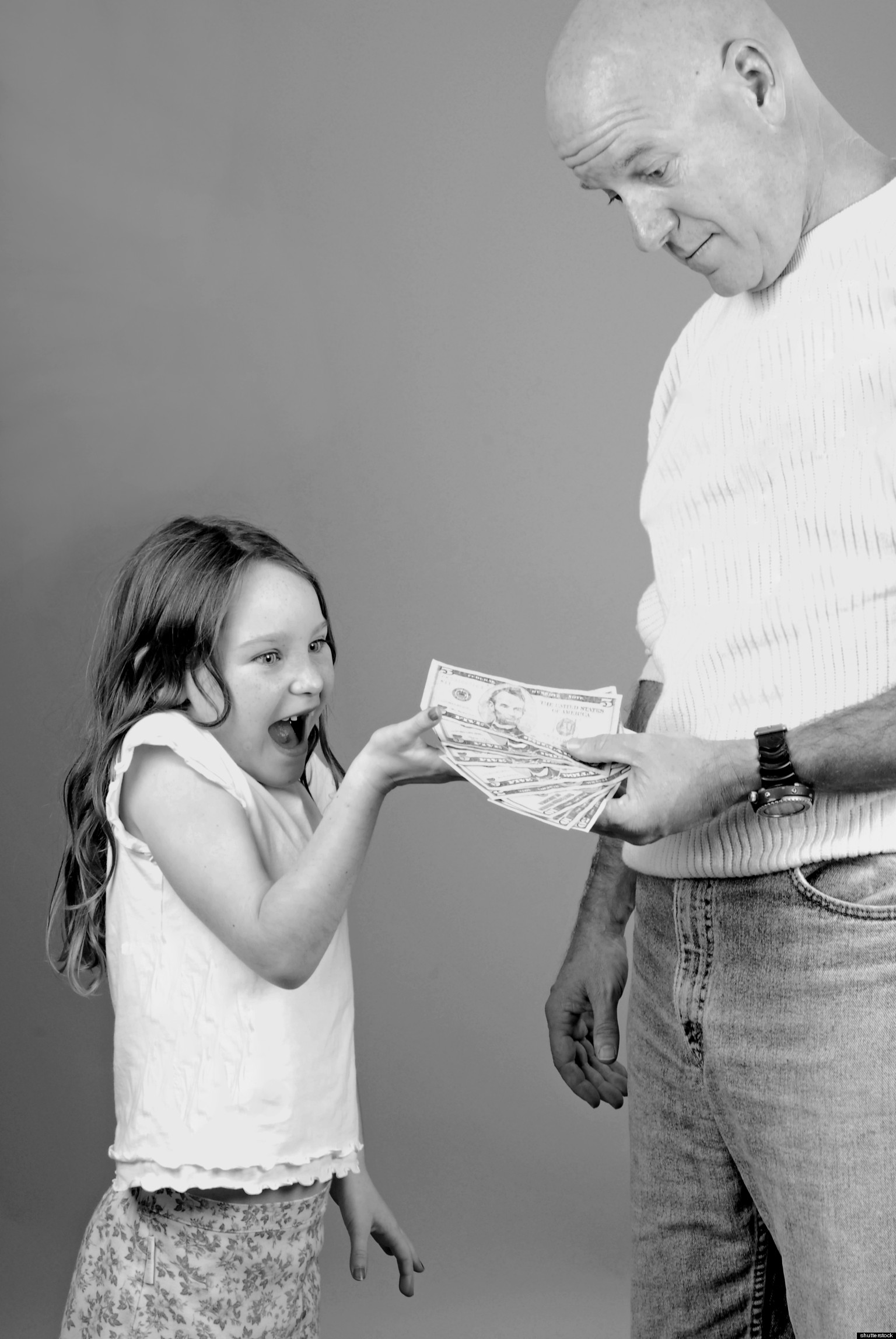 Spoiled? How Buying Your Kids Love During A Divorce Can Hurt Them