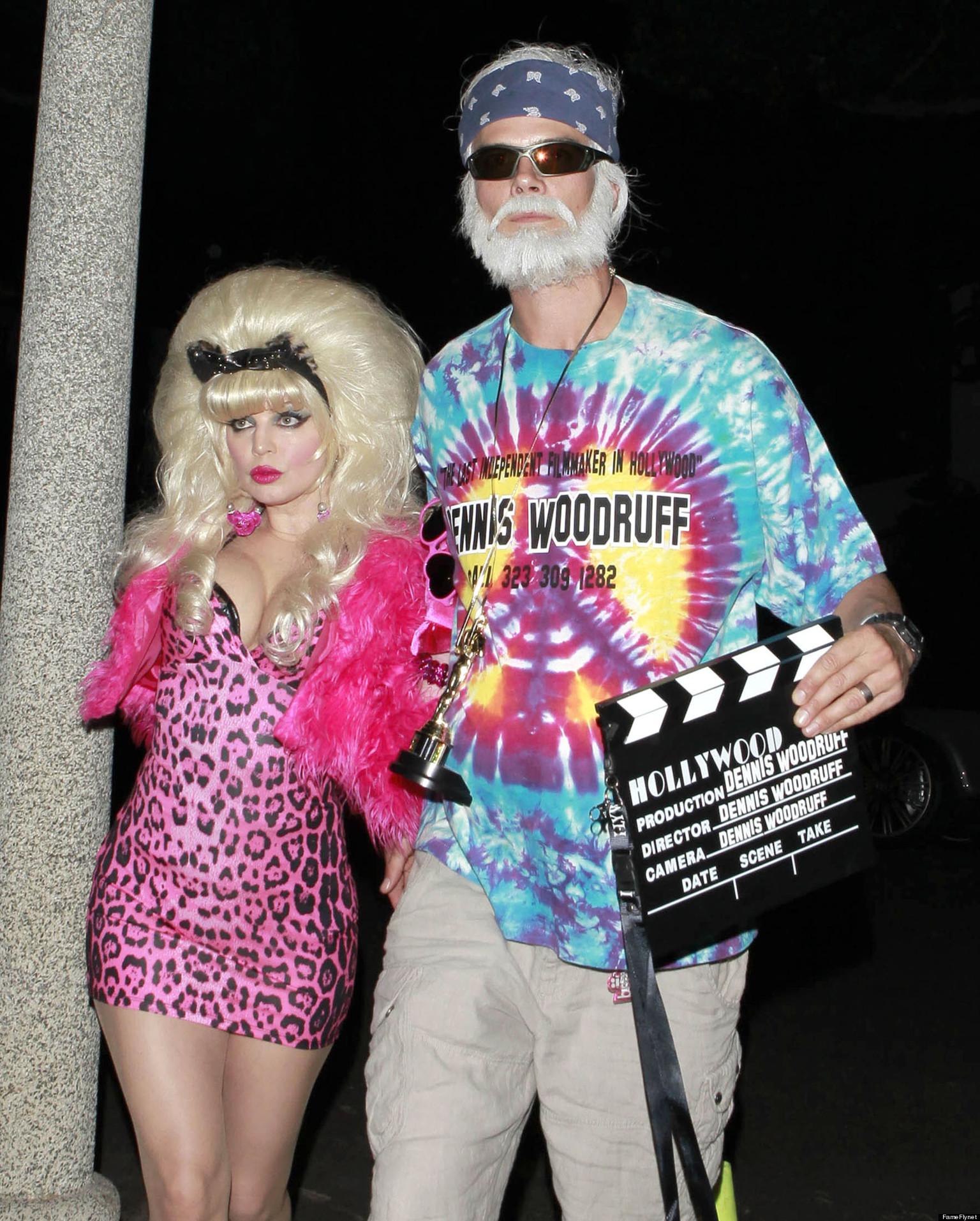 Fergie, Josh Duhamel's Halloween Costumes: Singer, Actor