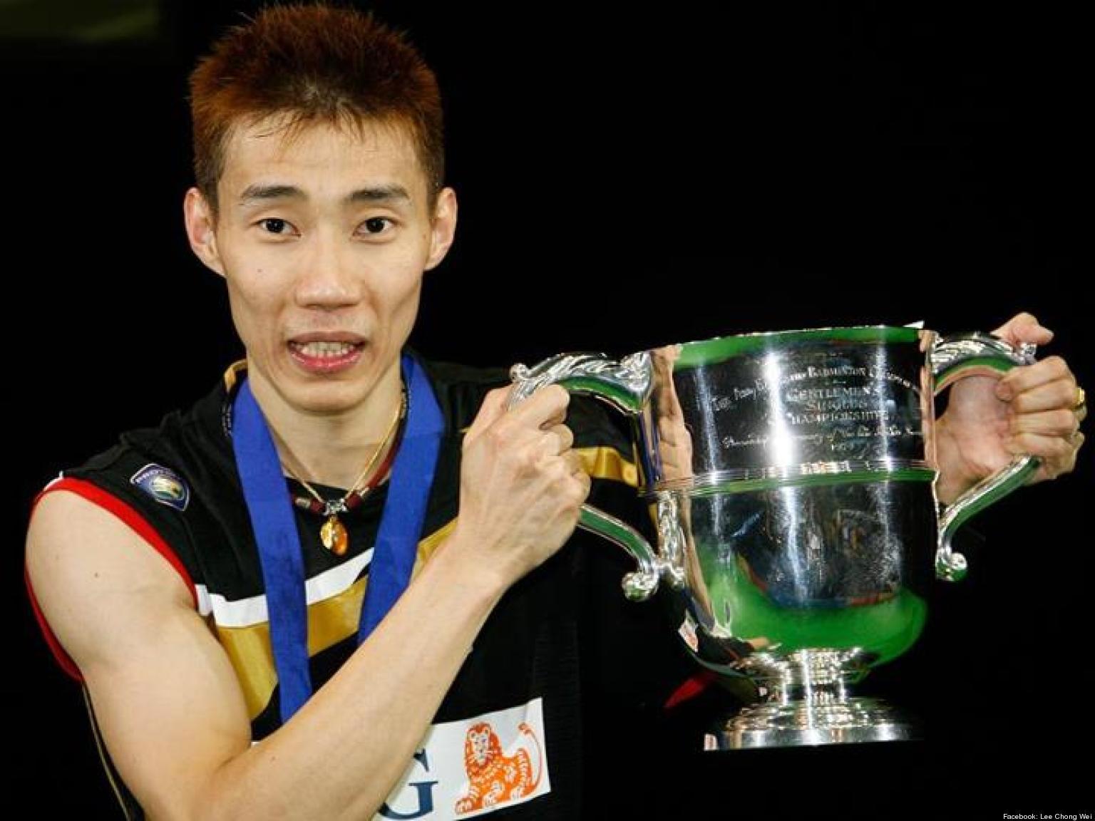 Lee Chong Wei Malaysian Badminton Player Wants Fans To