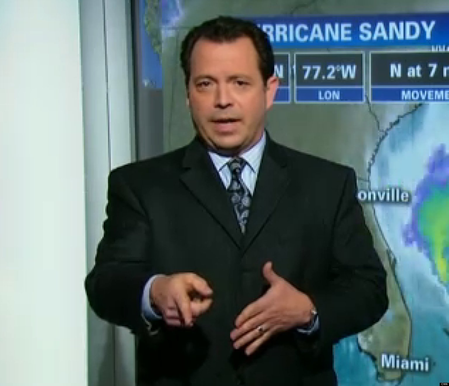 Cnn Breaking News Weather: CNN, Weather Channel Falsely Report NYSE Flooding During