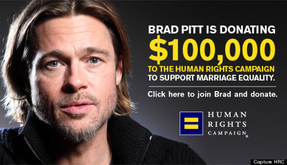 brad pitt mariage gay