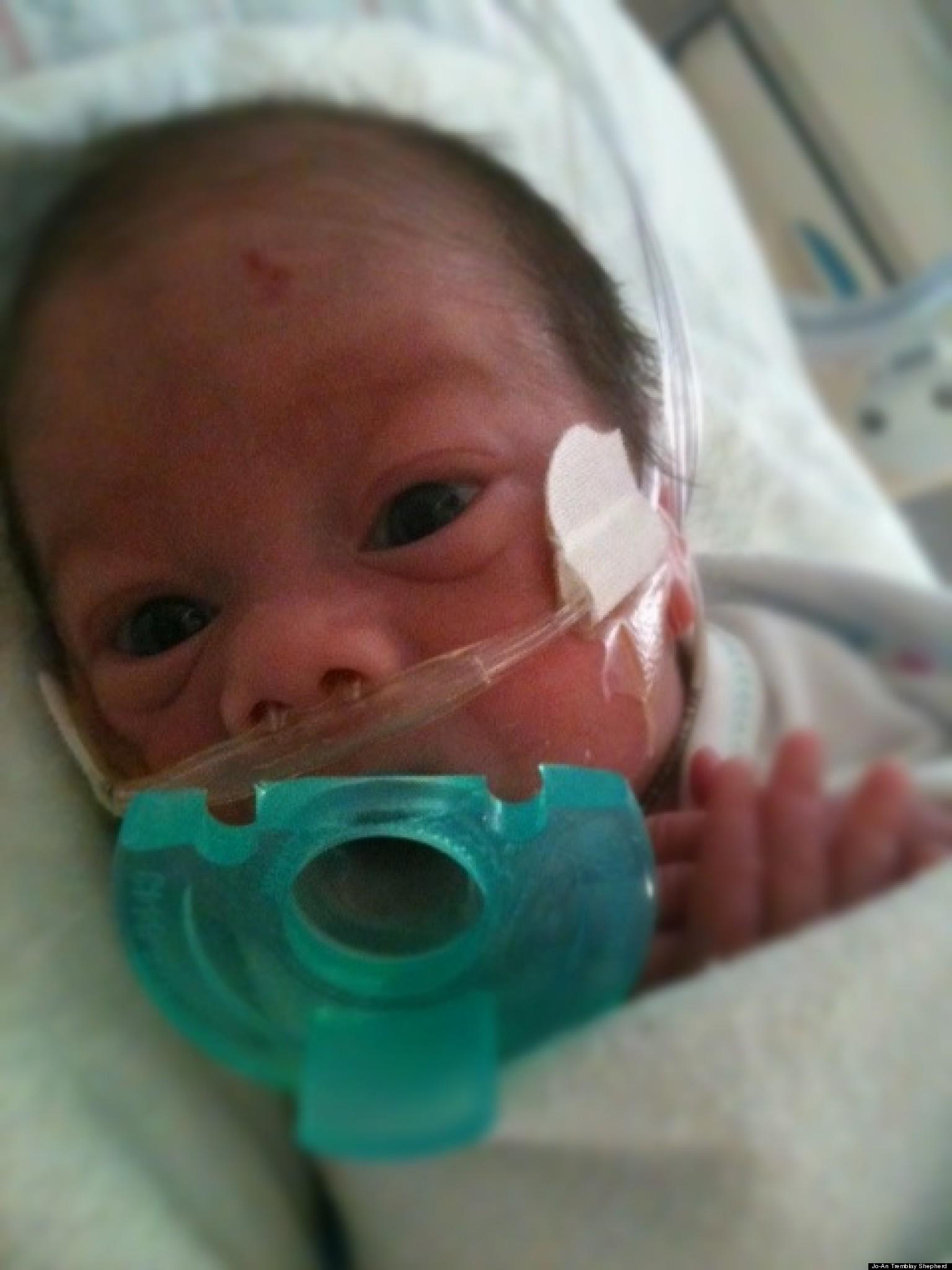 Mom Of Premature Baby Evacuated From NYU During Hurricane