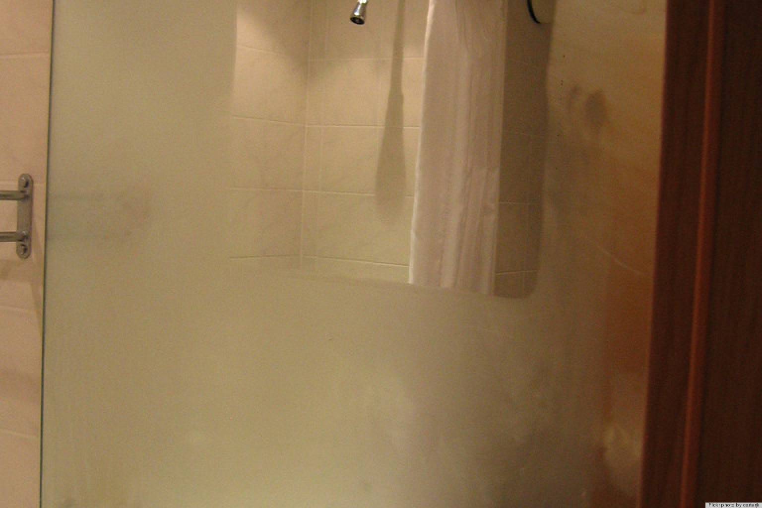 bathroom shower mirror how to defog a bathroom mirror huffpost 11263
