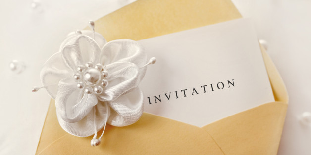 Invitation etiquette huffpost stopboris Image collections