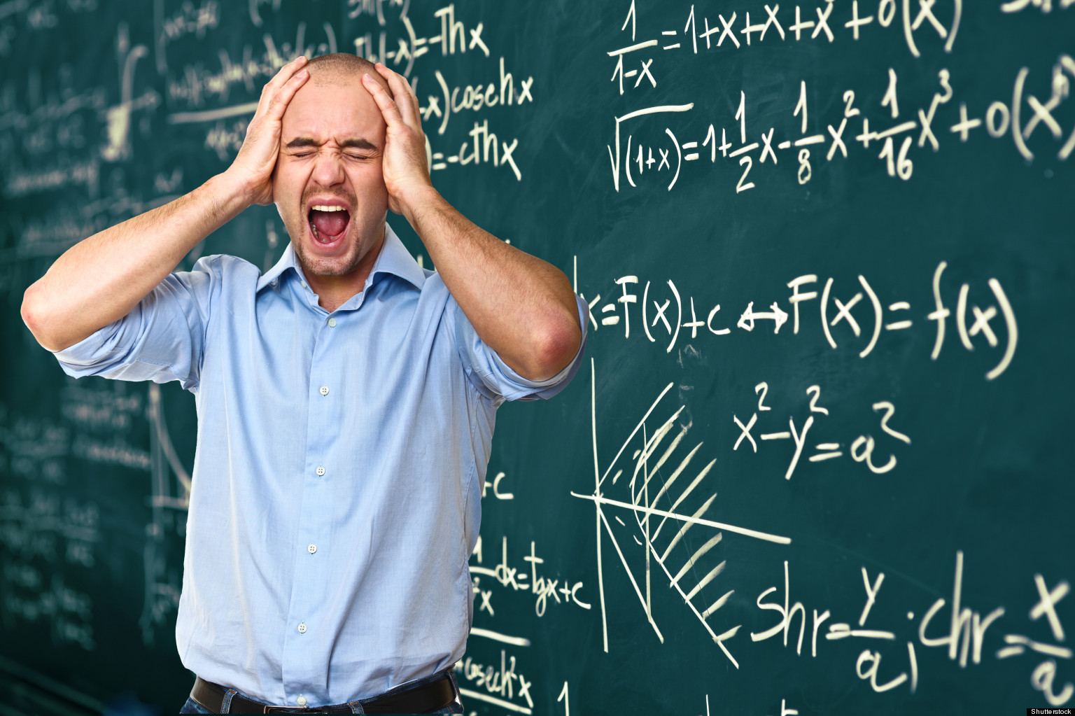 The 3 Most Confusing Things Your Math Teacher Ever Told You | HuffPost