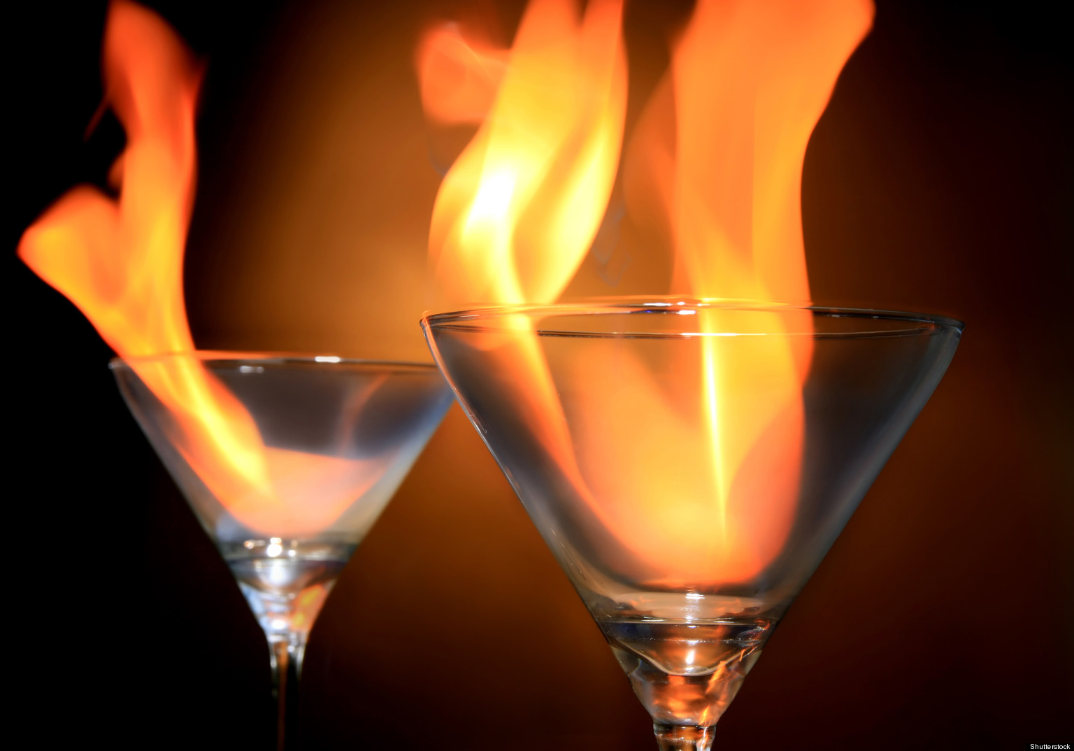 Vodka Fire Sparked By Sunlight In Burnsville Minn Liquor