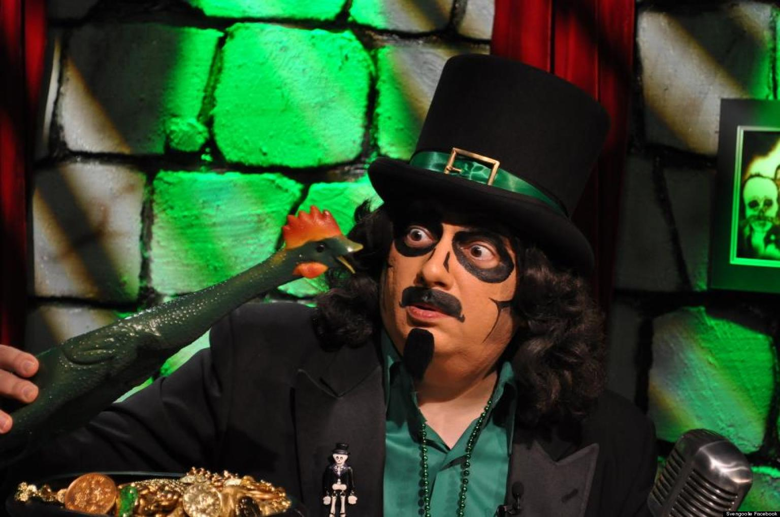 Explore the Collection - Shapell Manuscript Foundation Son of svengoolie pictures