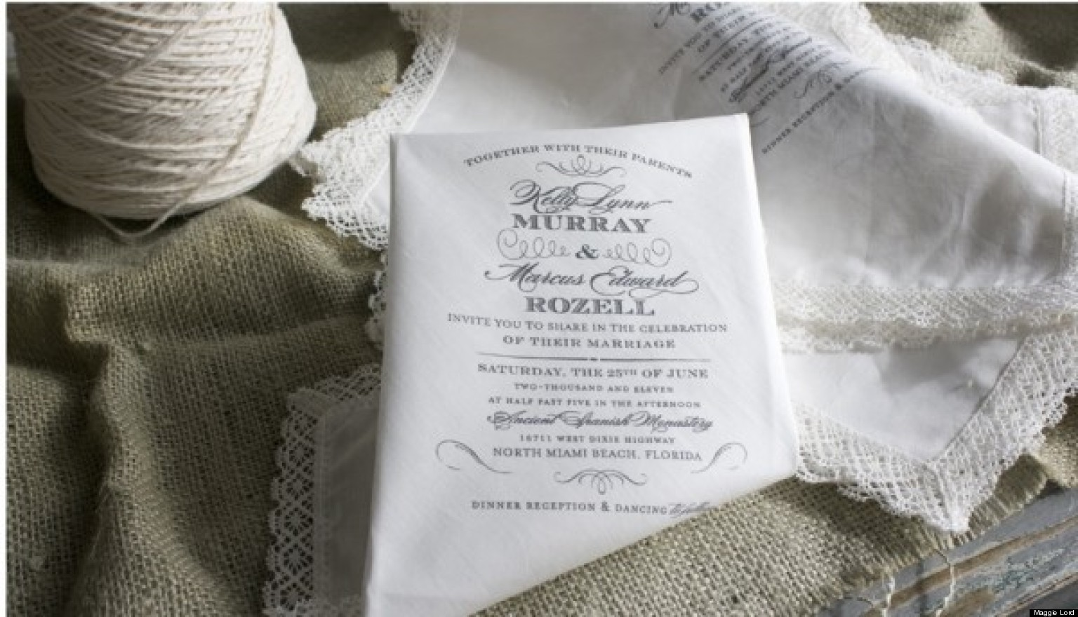 Latest Trends In Wedding Invitations | HuffPost