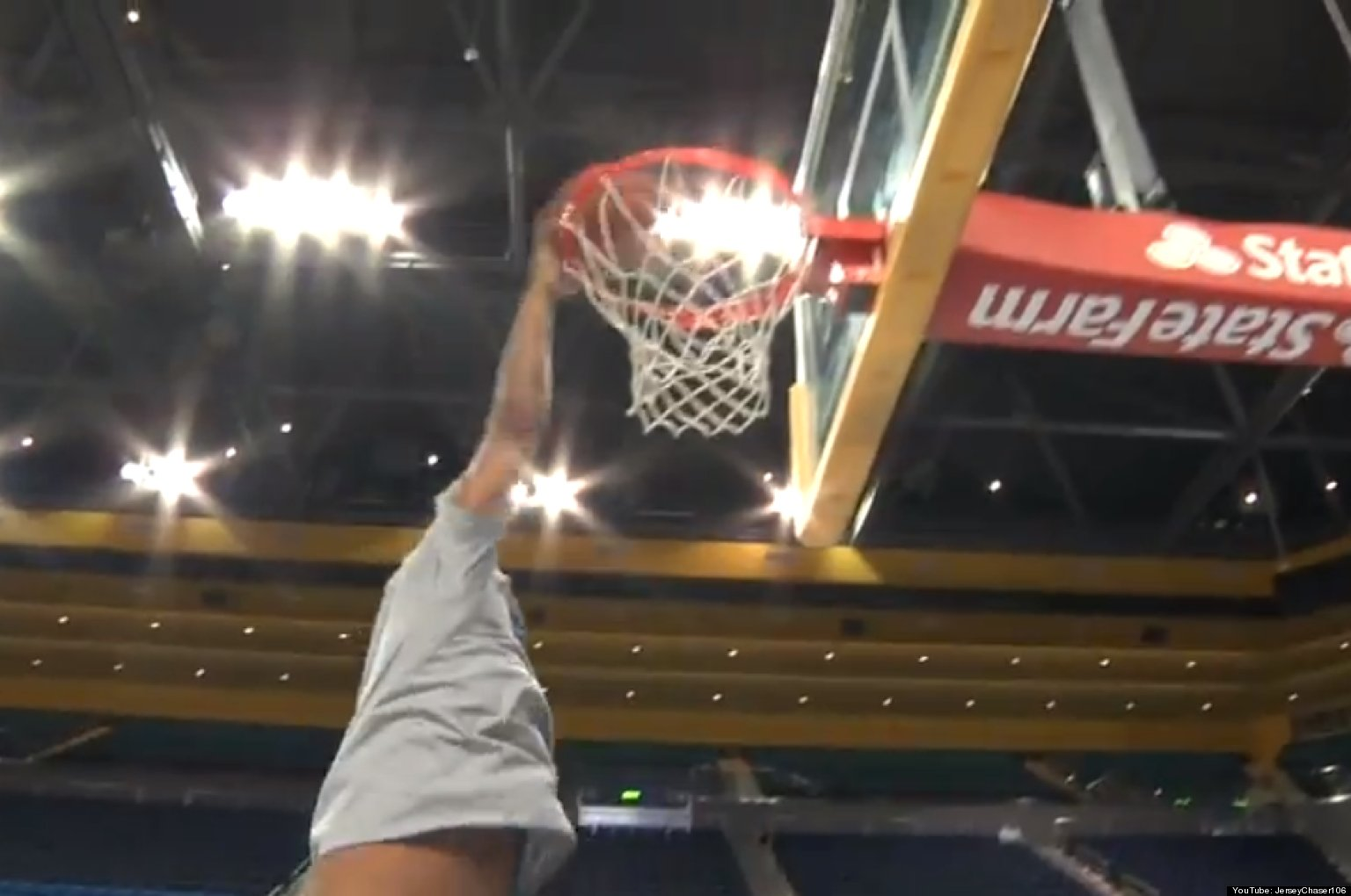 Marques Johnson Former NBA Star Can Still Dunk At 56 Years Old