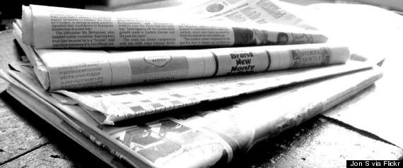 declin presse ecrite